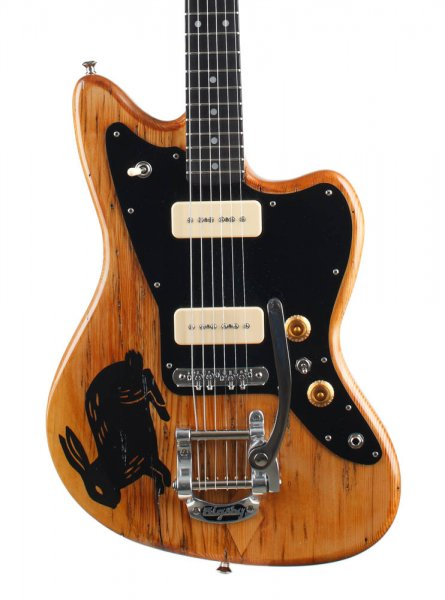 Creston Electric Instruments Guitars
